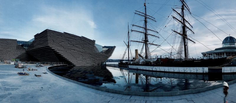 V&A Discovery dundee